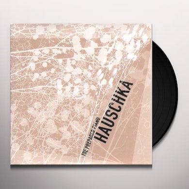 Hauschka PREPARED PIANO Vinyl Record