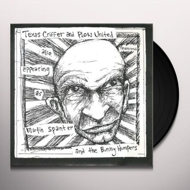 Plow United TEXAS CRIFFER Vinyl Record