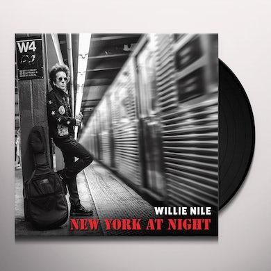 Willie Nile New York At Night Vinyl Record