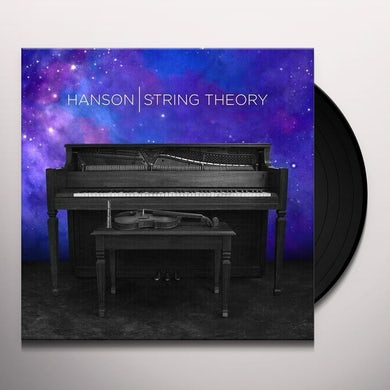 Hanson STRING THEORY Vinyl Record