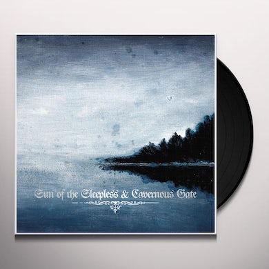 SUN OF THE SLEEPLESS / CAVERNOUS GATE (SILVER) Vinyl Record