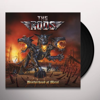 Rods BROTHERHOOD OF METAL Vinyl Record