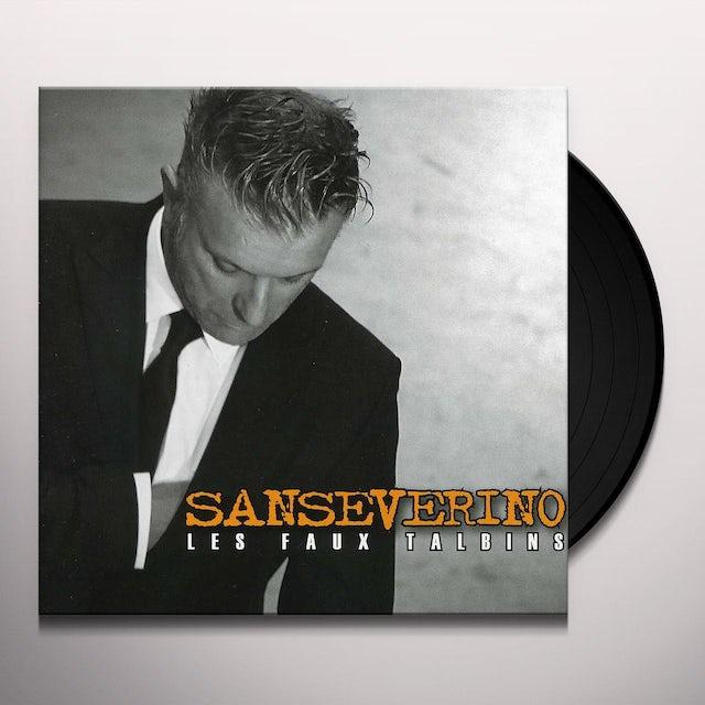 Sanseverino LES FAUX TALBINS Vinyl Record