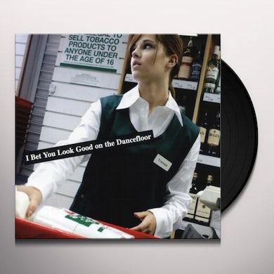 Arctic Monkeys I BET YOU LOOK GOOD ON THE DANCEFLOOR Vinyl Record