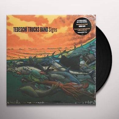 Tedeschi Trucks Band SIGNS Vinyl Record