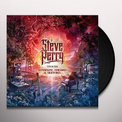 Steve Perry  TRACES: ALTERNATE VERSIONS & SKETCHES Vinyl Record