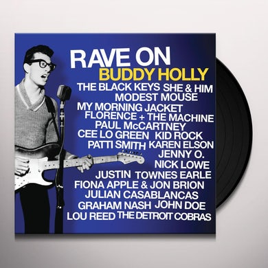 Rave On Buddy Holly / Various Vinyl Record