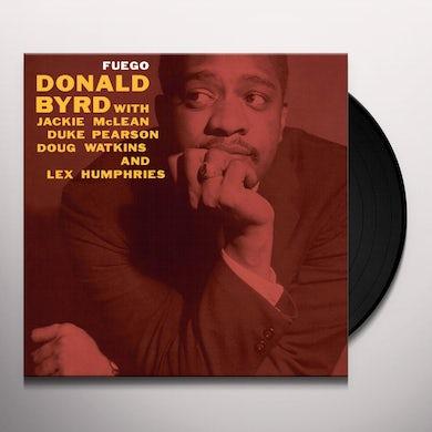Donald Byrd FUEGO Vinyl Record