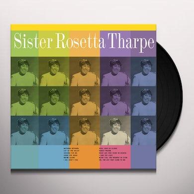 Sister Rosetta Tharpe WITH THE TABERNACLE CHOIR Vinyl Record