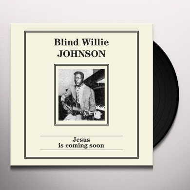 JESUS IS COMING SOON Vinyl Record