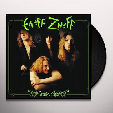 Enuff Z'nuff GREATEST HITS Vinyl Record