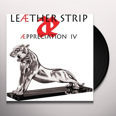 Leather Strip APPRECIATION IV Vinyl Record