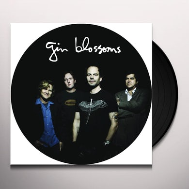 Gin Blossoms LIVE IN CONCERT - PICTURE DISC VINYL Vinyl Record
