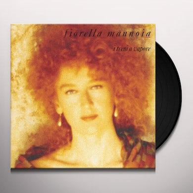 Fiorella Mannoia I TRENI A VAPORE Vinyl Record