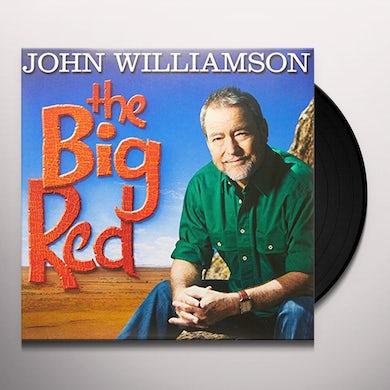 John Williamson BIG RED THE Vinyl Record