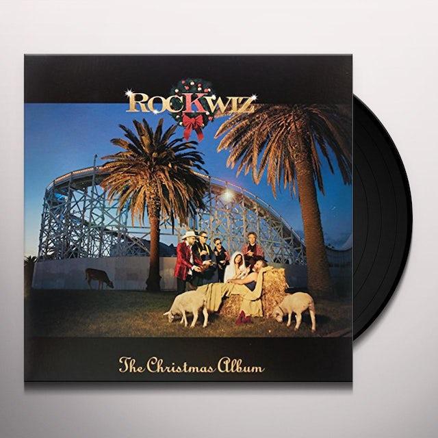 Rockwiz-The Christmas Album (Vinyl) / Various