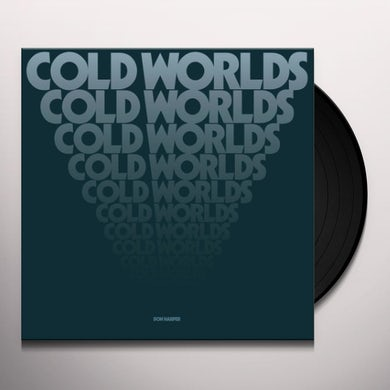 Don Harper COLD WORLDS Vinyl Record