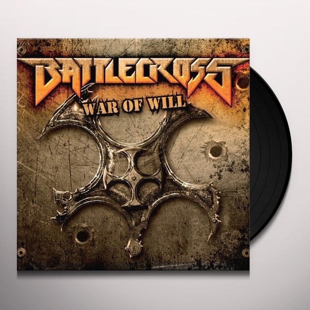 BATTLECROSS WAR OF WILL Vinyl Record
