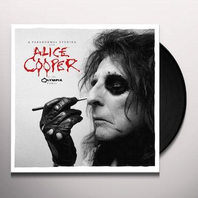 Alice Cooper Paranormal Evening At The Olympia Paris Vinyl Record