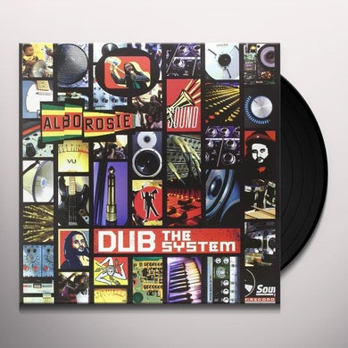 Dub The System ALBOROSIE Vinyl Record