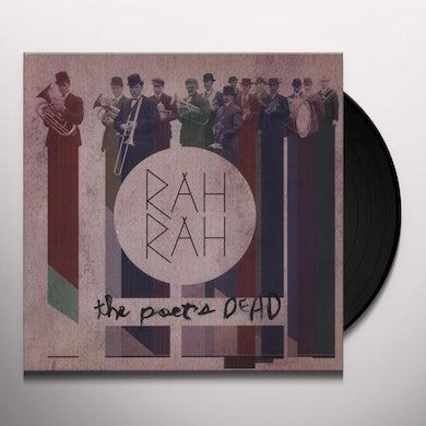 Rah Rah POET'S DEAD Vinyl Record