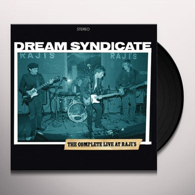 The Dream Syndicate Complete Live at Raji's Vinyl Record