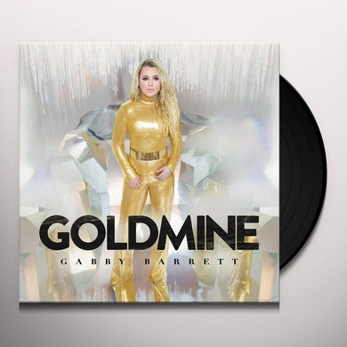 Gabby Barrett GOLDMINE Vinyl Record