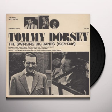 Tommy Dorsey SWINGIN BIG BANDS 1937-1946 Vinyl Record