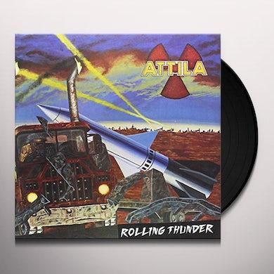 Attila ROLLING THUNDER Vinyl Record