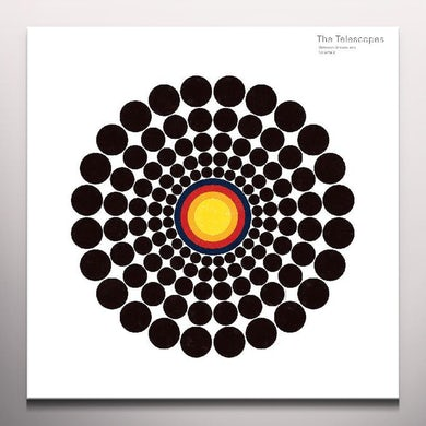 Telescopes BETWEEN DIMENSIONS 2 Vinyl Record