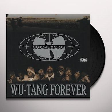 Wu-Tang Clan Forever Vinyl Record