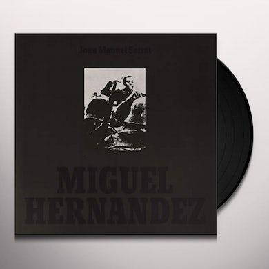 Joan Manuel Serrat MIGUEL HERNANDEZ Vinyl Record