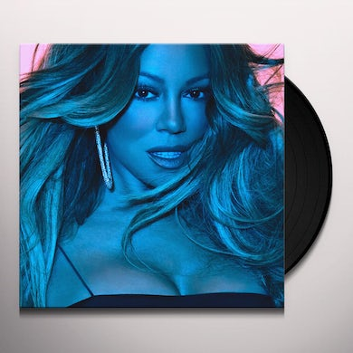 Mariah Carey CAUTION Vinyl Record