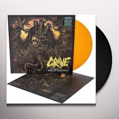 Grave BURIAL GROUND Vinyl Record