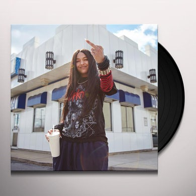 Princess Nokia A Girl Cried Red Vinyl Record