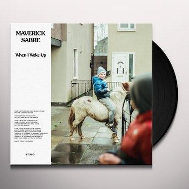 Maverick Sabre WHEN I WAKE UP Vinyl Record