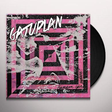Gatuplan KAMPEN GAR VIDARE! (INCL. BAG) Vinyl Record