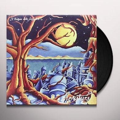 TEMPIO DELLE CLESSIDRE ALIENATURA/BLUE Vinyl Record