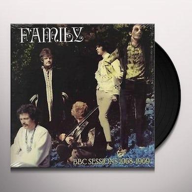 The Family BBC SESSION Vinyl Record