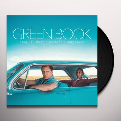 Kris Bowers GREEN BOOK / Original Soundtrack Vinyl Record