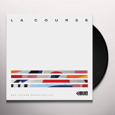 BON VOYAGE ORGANISATION LA COURSE Vinyl Record