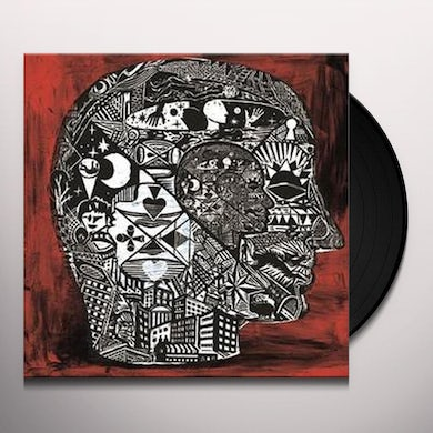 Stand High Patrol MATTER OF SCALE Vinyl Record