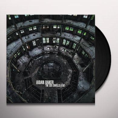 Aidan Baker SEA SWELLS A BIT Vinyl Record