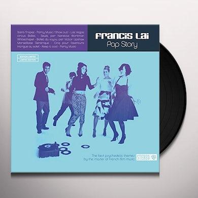 Francis Lai POP STORY Vinyl Record