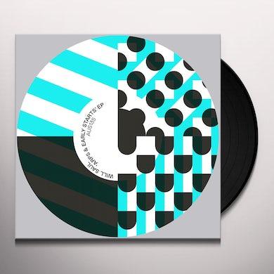 Will Saul ARPS & EARLY STARTS Vinyl Record