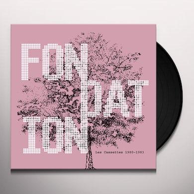 Fondation LES CASSETTES 1980-1983 Vinyl Record