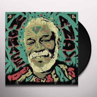 Horace Andy BROKEN BEATS 1 & 2 Vinyl Record