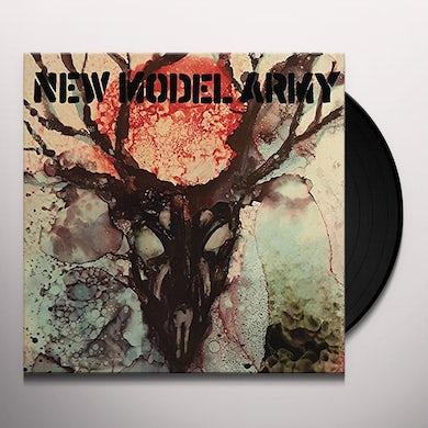 New Model Army WINTER Vinyl Record