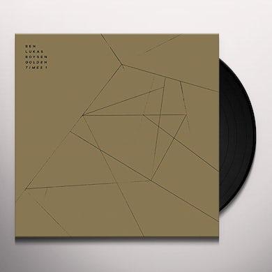 Ben Lukas Boysen GOLDEN TIMES 1 Vinyl Record