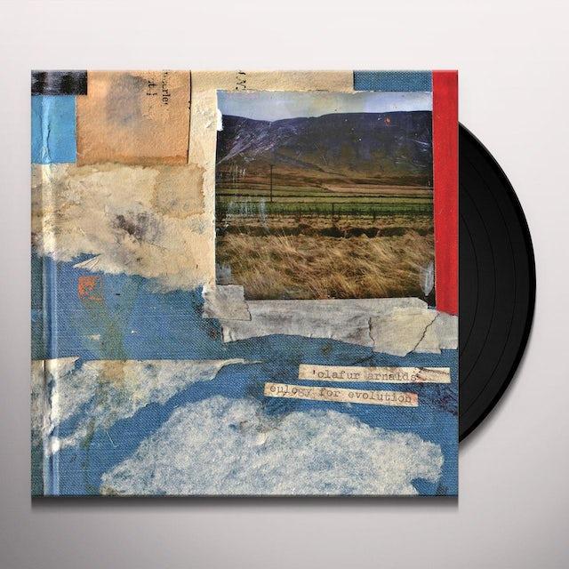 Ólafur Arnalds EULOGY FOR EVOLUTION Vinyl Record